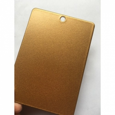 What are the advantages of metal powder coatings?