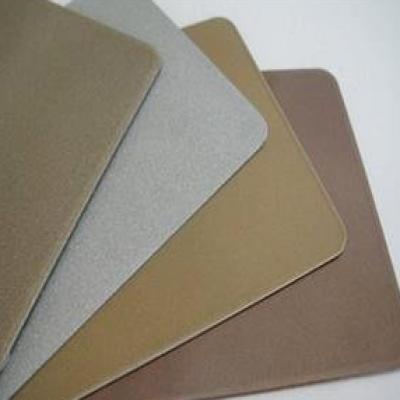 金属粉末涂料的生产工艺